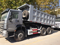 China made new tipper trucks heavy duty lorry dump trucks