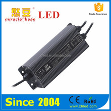 waterproof seal matel case 12V 100W led driver power supply with CE ROHS