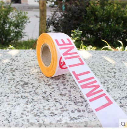 Warning Barrier Tape For outdoors
