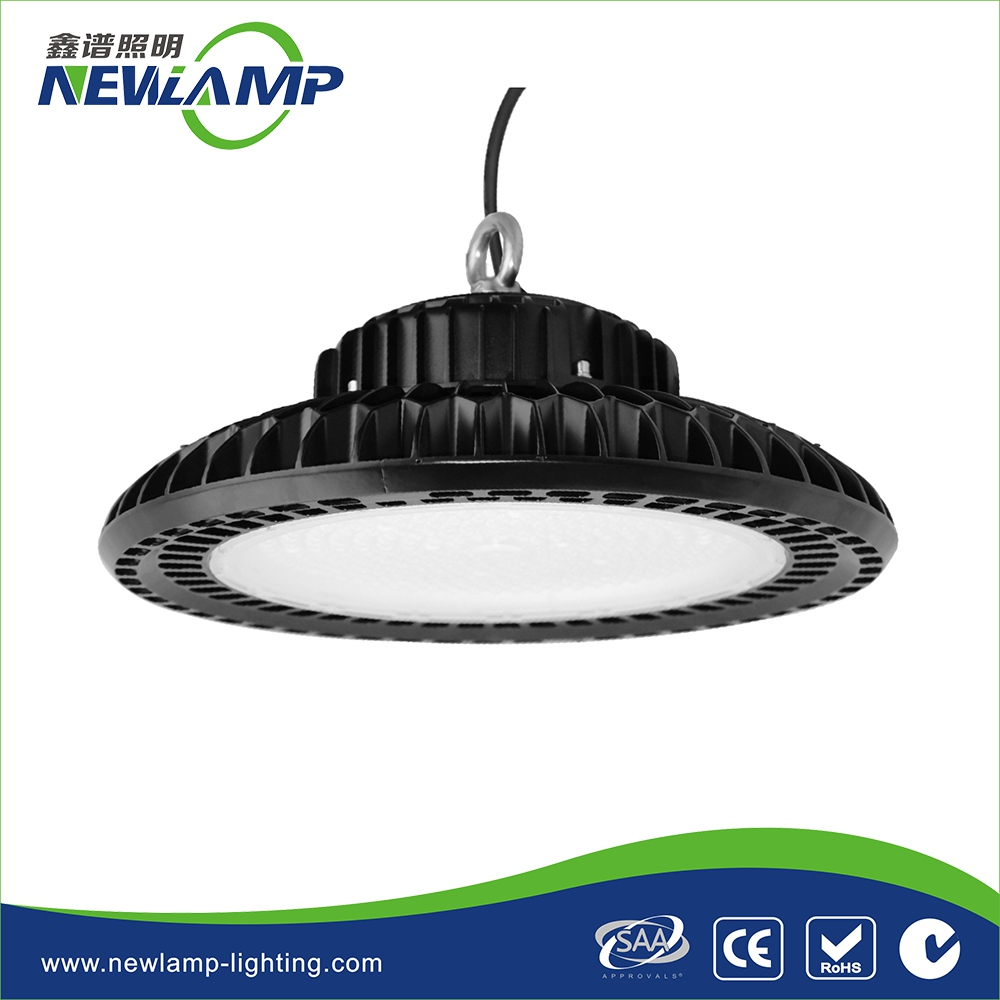 Fashionable Aluminum e40 150w ip65 led high bay light lamp ufo