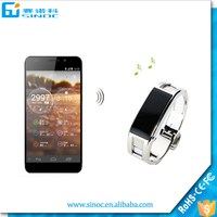 Universal wholesale D8 Bluetooth Smart Watch Smartband Fashion Bracelet with Sync Phone Call / Pedometer/ Anti-lost...