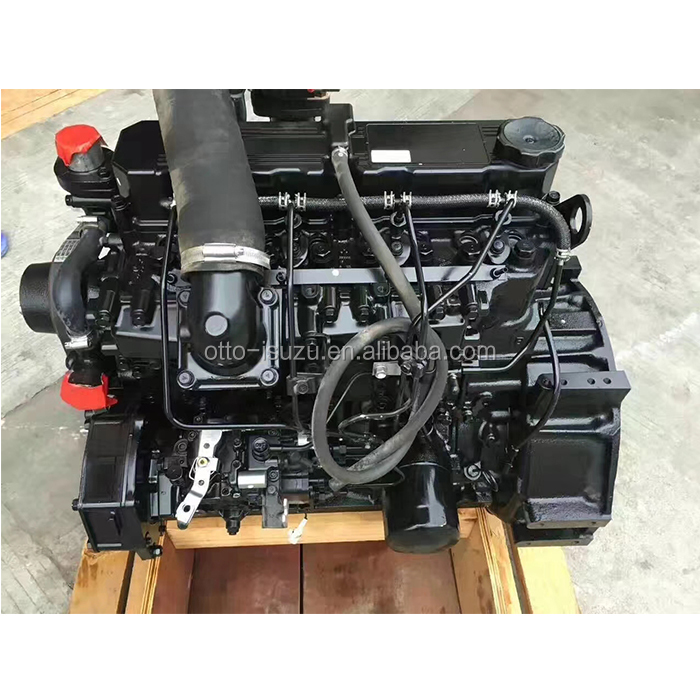 China Forklift Diesel <strong>Engine</strong> Mitsubishi S4S S6S <strong>Engine</strong> Assy