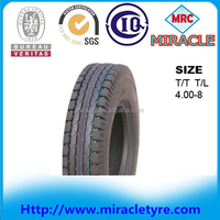 China Manufacturer best quality cheapest 3 wheels motorcycle tire 4.00-8 400-8