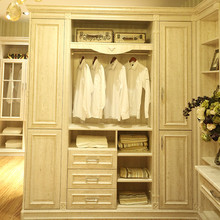 Luxury Wooden Wardrobe Bedroom Set Furniture From China XINBIYUAN