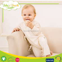 BR19 Eco-Friendly Anti-Static Super Soft Baby Clothes Sleep Suits