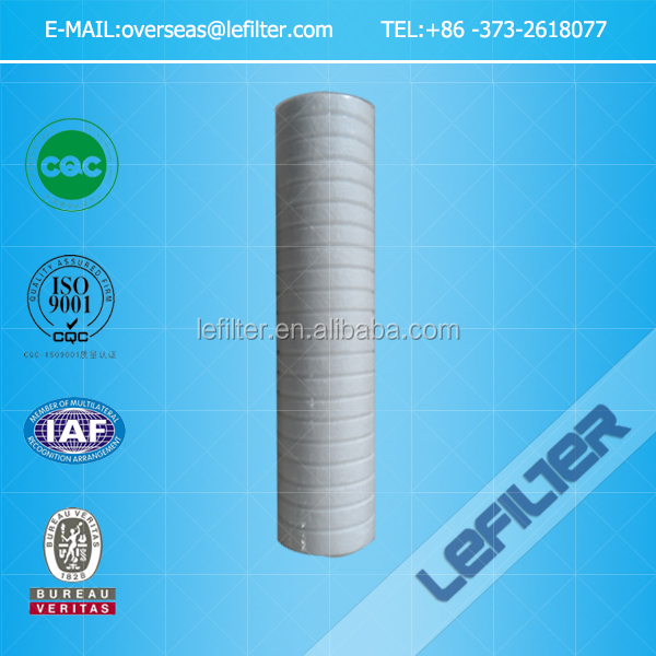 5 micron PTFE Pleated Water Filter Cartridge