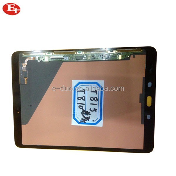 For Samsung Galaxy Tab S2 9.7 SM-T815 LCD digitizer touch screen assembly