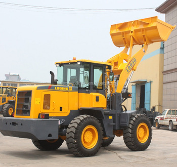 Earth moving equipment Construction machinery 3T wheel loader