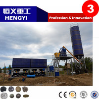 35m3/h,50m3/h,75m3/h Hopper Feeding HZS35 RMC wet/dry European Standard batching concrete plants,concrete batching plant price