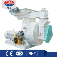 wood pellets fuel making machine