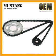 420 timing chain kit ford explorer for motorcycle, 420 motorcycle transmission, 40Mn chain from professional chain manufacture
