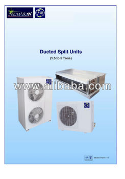 Ducted split Unit