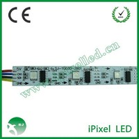 Top quality professional design ws2801 pixel rgb led rigid bar 30leds/m