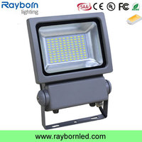 New arrival forecourt led lights 5000lumen outdoor smd led flood light projector 50w
