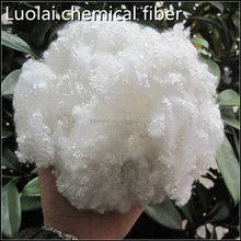white synthetic fiber definition