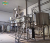5000L commercial turnkey beer brewing equipment with CE and ISO