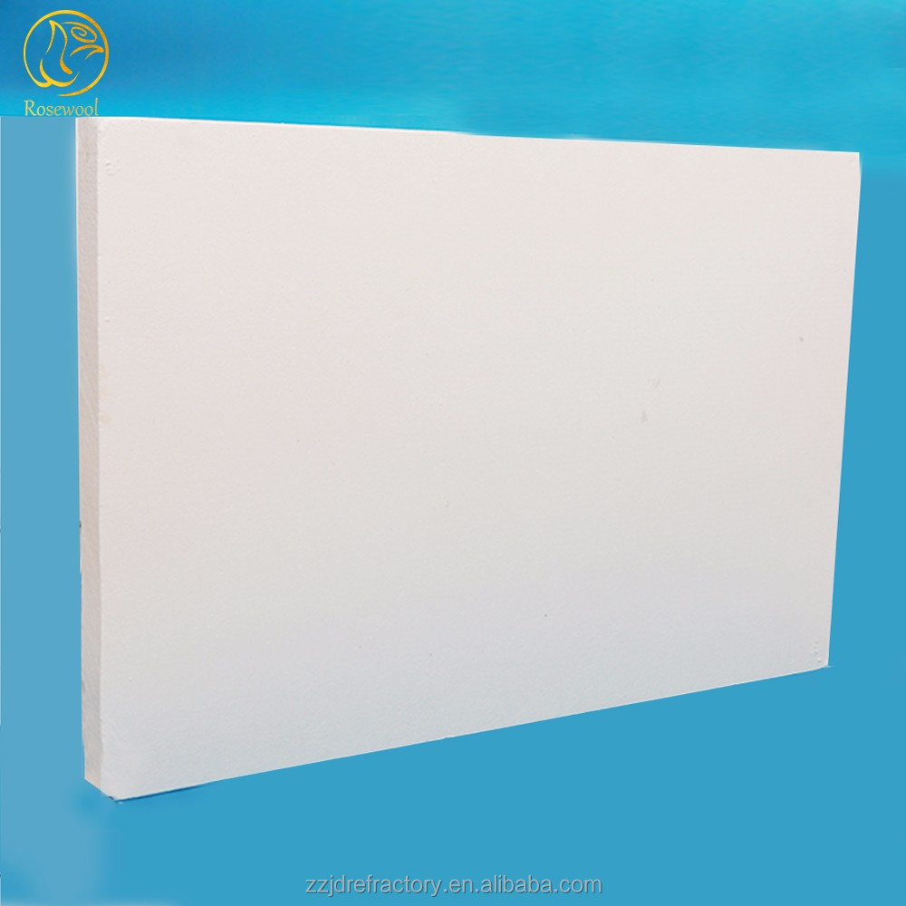 JD manager shuhua guo ceramic fiber board of good quality