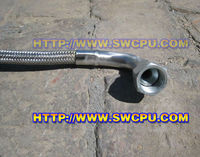 Auto exhaust flexible Hexagon pipe