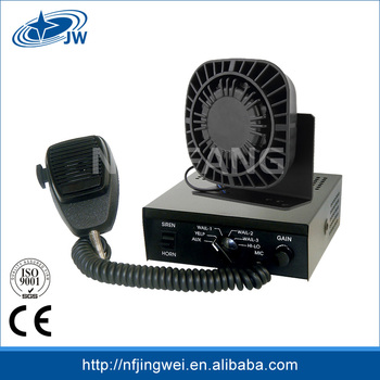 2014 Top Quality Emergency Siren for Car