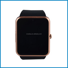 2016 mobile smart watch phone GT08 with sim card,make phone call directly from the smart watch,Compatible Android&IOS