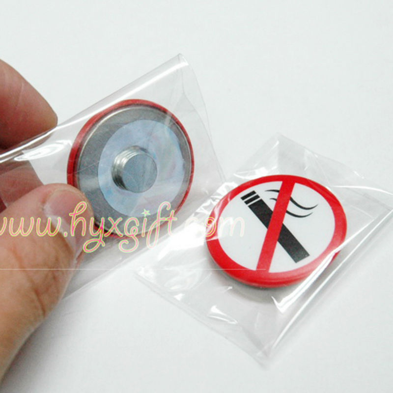 Endurable Customized/Blank Handmade Factory High Quality Magnetic Button Badge For Public Sign