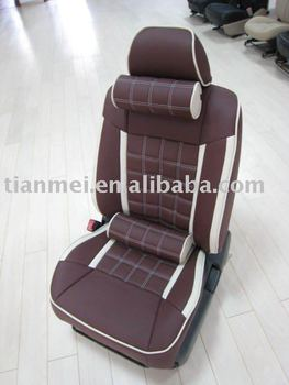 pvc leather car seat cover/seat cover for car