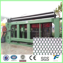China Manufacturer! Reverse Twisted Hexagonal Wire Mesh Netting Machine