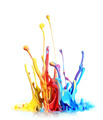 environmental acrylic art paint water-based color paint