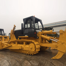 New crawler bulldozer with ripper SD23
