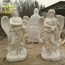 Life Size white marble stone beautiful girl statues