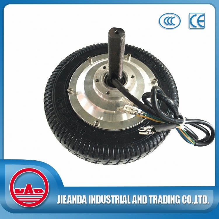 8 inch brushless direct drive electric wheelchair hub motor