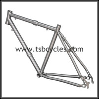 titanium road bike frame bicycle factory in china TSB-JTC1201