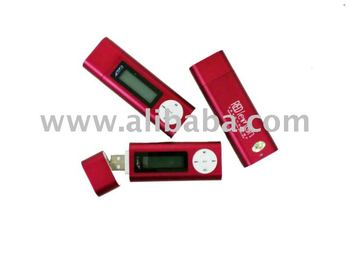 Reproductor mp3 4Gb marca Redlemon