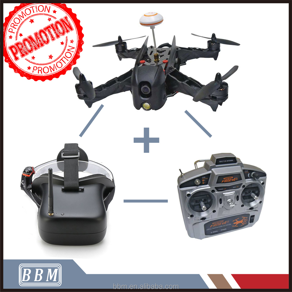 Promotion HD Camera Racing drone with fpv goggles