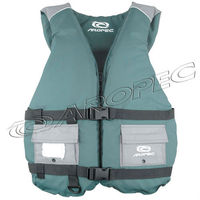 Adult Fishing Life Vest (USCG Approved)