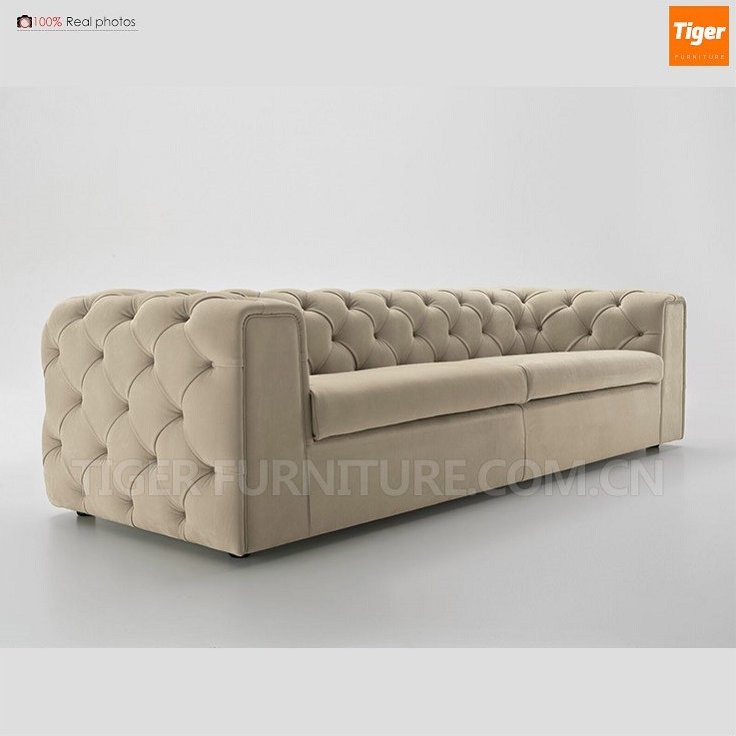 2016 latest modern design living room fabric chesterfield sectional sofa furniture