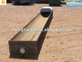 good quality stainless steel cattle feeding trough