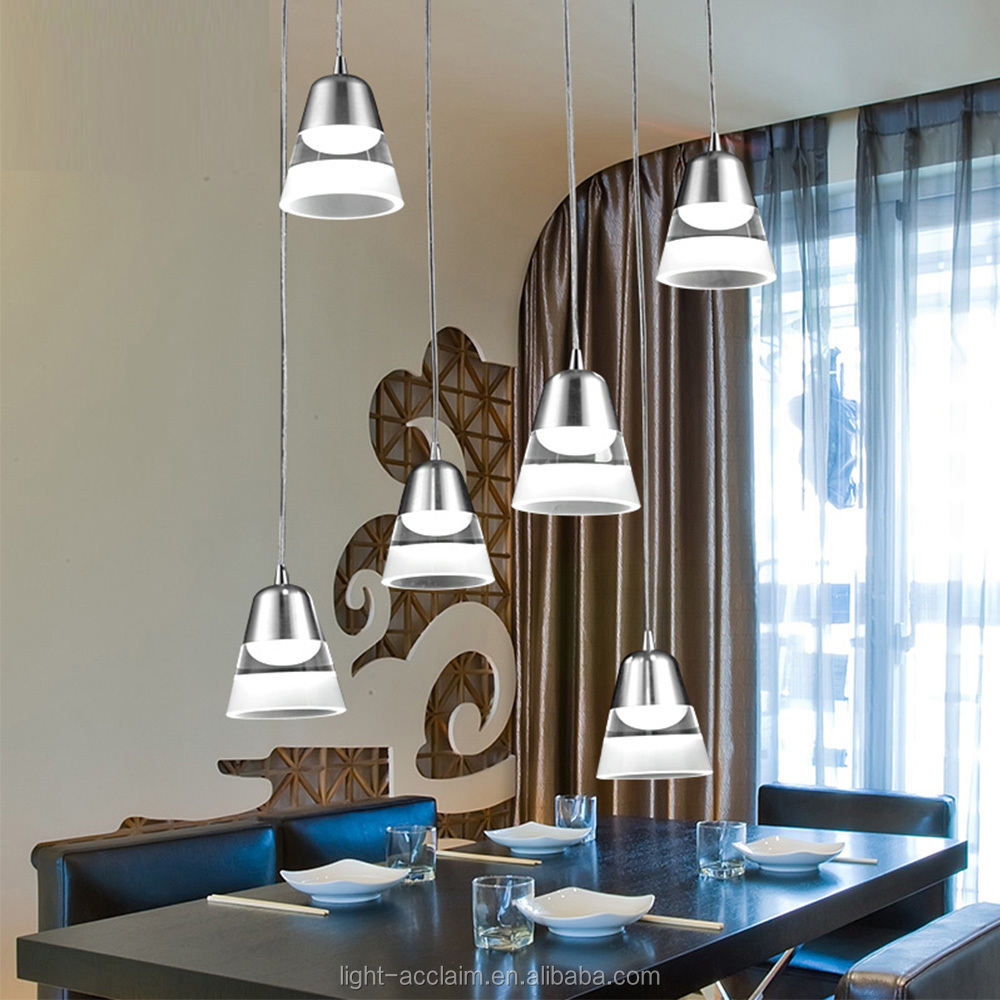 Restaurant Decorative Hanging Pendant Light For Sale