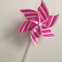 High quality PVC windmill ,toy pinwheel