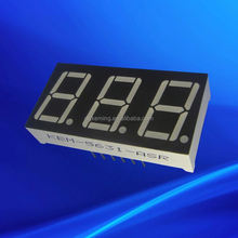 Red 5631 inch 3 triple digit stadium clock led display