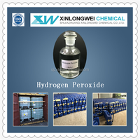 Factory sell high quality and competitive price Hydrogen Peroxide 30% 50% 60% 70%