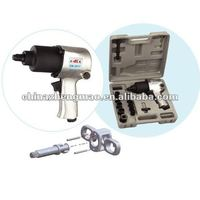 ZM-2811K air impact wrench with kit air tools pneumatic impact wrench power tools kit for car tire repair