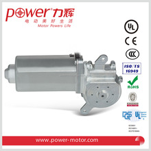 24V DC high torque worm Gear Motor PGM-W53-44-001