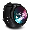 Best selling AMOLED Screen BlutoothGPS Android 3G Smart Watch