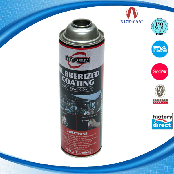 High quality air freshener spray valve can Wholesale insecticide paint metal aerosol spray can