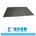 Tantalum plate for chemical