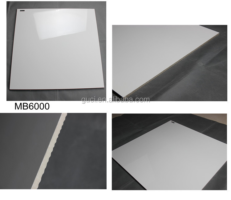 super white ceramic tile different types of cheap artificial ivory white marble floor tiles