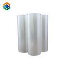 High barrier clear vacuum packaging multilayer blown film extrusion stretch wrap film