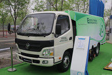 Foton Aumark Special Car, Pure electric Garbage Truck