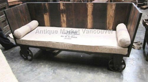 Industrial Sofa Buy Industrial Antique Sofa Product on Alibabacom